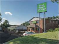 Image of Extra Space Self Storage Facility on 3600 West End Dr in Richmond, VA