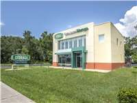 Image of Extra Space Self Storage Facility on 2745 S Woodland Blvd in Deland, FL