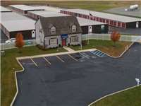 Image of Extra Space Self Storage Facility on 1880 Williamsburg Pike in Richmond, IN