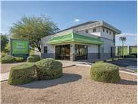 Image of Extra Space Self Storage Facility on 6840 E Madero Ave in Mesa, AZ