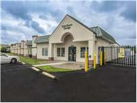 Image of Extra Space Self Storage Facility on 4514 High Point Rd in Greensboro, NC