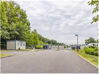 Image of Extra Space Self Storage Facility on 173 Stanhope Sparta Rd in Andover, NJ