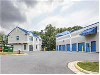 Image of Extra Space Self Storage Facility on 8021 Mims St in Lorton, VA
