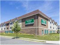 Image of Extra Space Self Storage Facility on 260 Railroad Ave in Hackensack, NJ