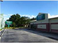 Image of Extra Space Self Storage Facility on 3708 W Bearss Ave in Tampa, FL