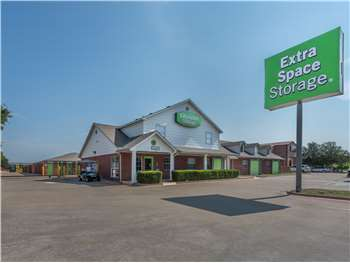 Garland Beltline Rd Self Storage Facility Located In