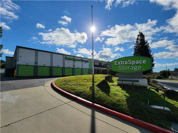 Image of Extra Space Storage Facility on 90 Santas Village Rd in Scotts Valley, CA