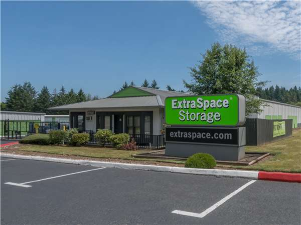 Image of Extra Space Storage Facility on 8016 NE 78th St in Vancouver, WA