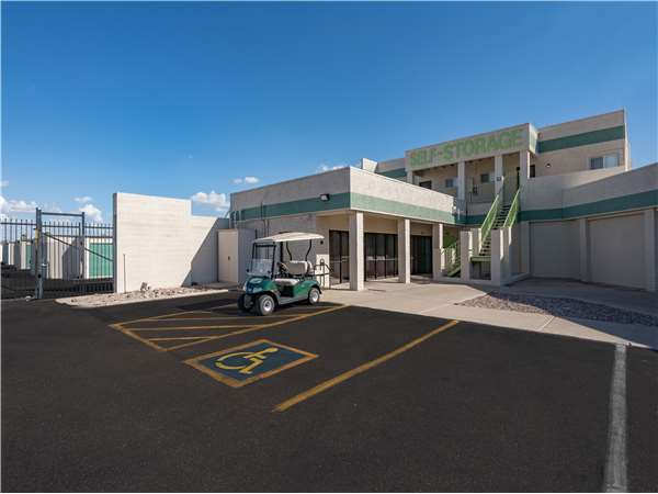 Image of Extra Space Storage Facility on 5253 E Main St in Mesa, AZ