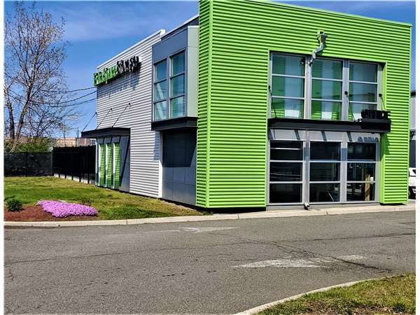 Image of Extra Space Storage Facility on 270 S River St in Hackensack, NJ