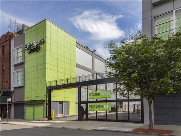 Image of Extra Space Storage Facility on 58 W 143rd St in New York, NY