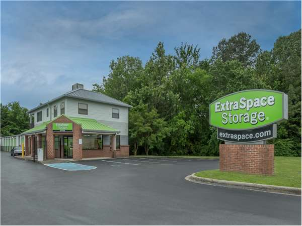 Image of Extra Space Storage Facility on 501 Palisades Blvd in Birmingham, AL
