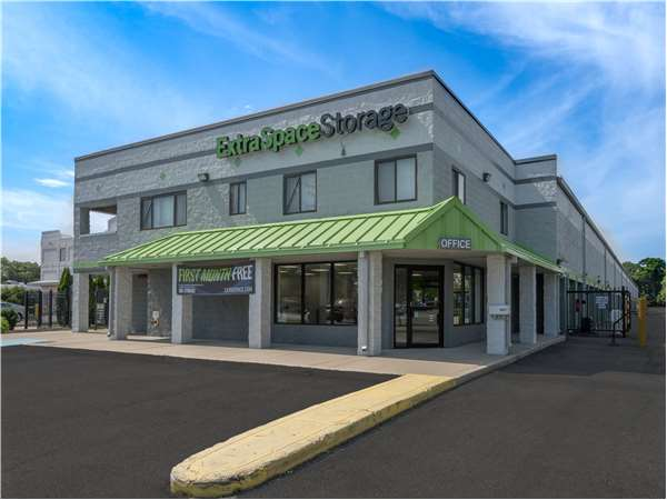 Image of Extra Space Storage Facility on 4057 Jericho Turnpike in East Northport, NY
