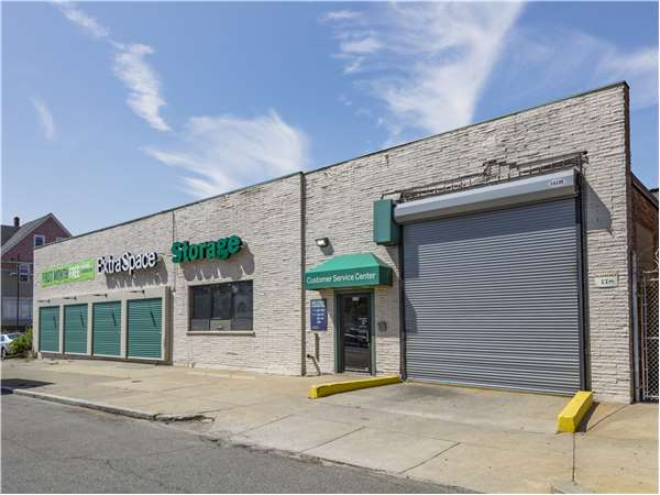 Image of Extra Space Storage Facility on 235 N Beacon St in Brighton, MA