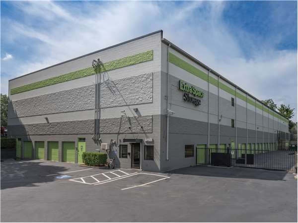 Image of Extra Space Storage Facility on 50 Ferry Rd in Haverhill, MA
