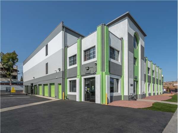 Image of Extra Space Storage Facility on 5825 Santa Monica Blvd in West Hollywood, CA