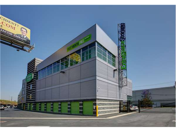 Image of Extra Space Storage Facility on 157 E Stanley St in Compton, CA
