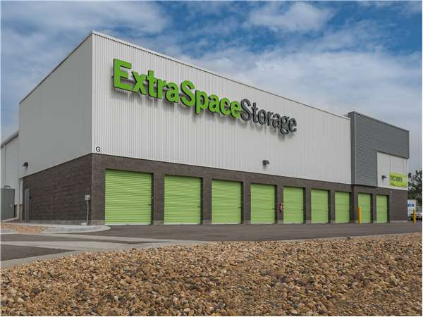 Image of Extra Space Storage Facility on 4633 Industrial Way in Castle Rock, CO