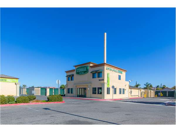 Image of Extra Space Storage Facility on 16340 Perris Blvd in Moreno Valley, CA