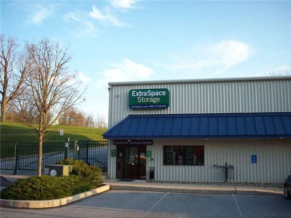 Image of Extra Space Storage Facility on 1008B Greenhill Rd in West Chester, PA