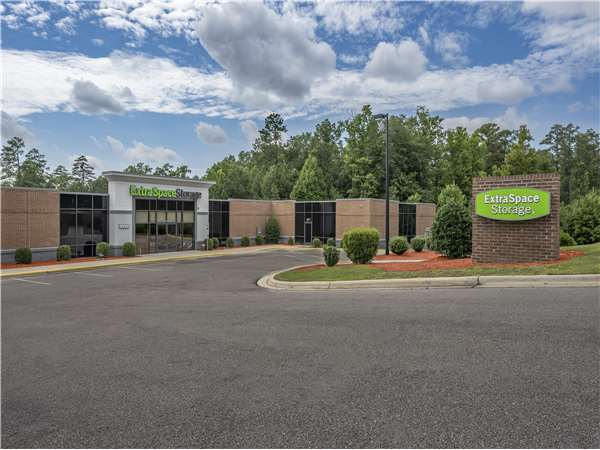 Image of Extra Space Storage Facility on 3701 NC Highway 55 in Cary, NC