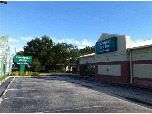 Image of Extra Space Storage Facility on 3708 W Bearss Ave in Tampa, FL