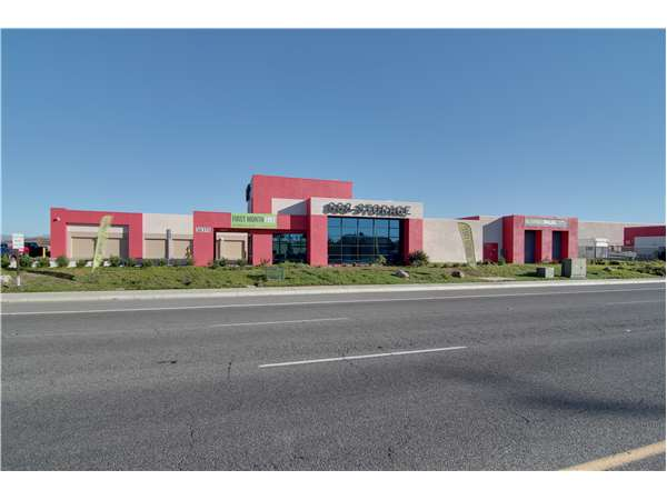 Image of Extra Space Storage Facility on 38370 Winchester Road in Murrieta, CA