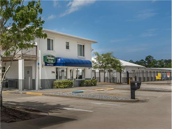 Image of Extra Space Storage Facility on 4860 Palm Coast Parkway NW in Palm Coast, FL