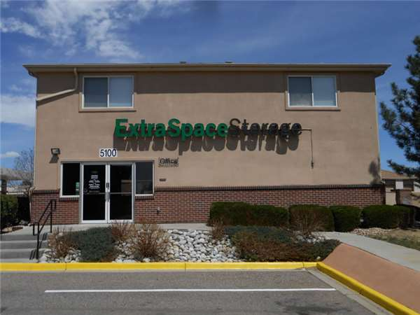 Image of Extra Space Storage Facility on 5100 W 81st Place in Westminster, CO